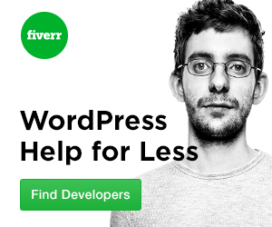 fiverr freelance web developers